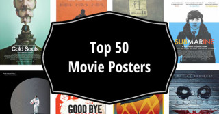 Top 50 Movie Poster Art - Inspiration For Filmmakers