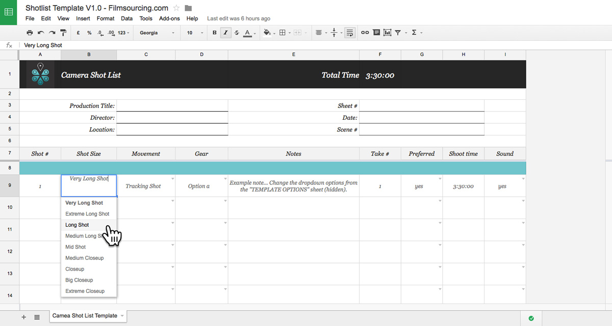 how to make excel borders show up in google doc