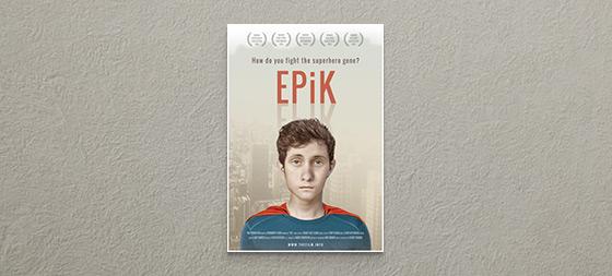 Indie Drama Movie Poster Tutorial