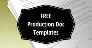 Download FREE Film Production Document Templates (PDF)