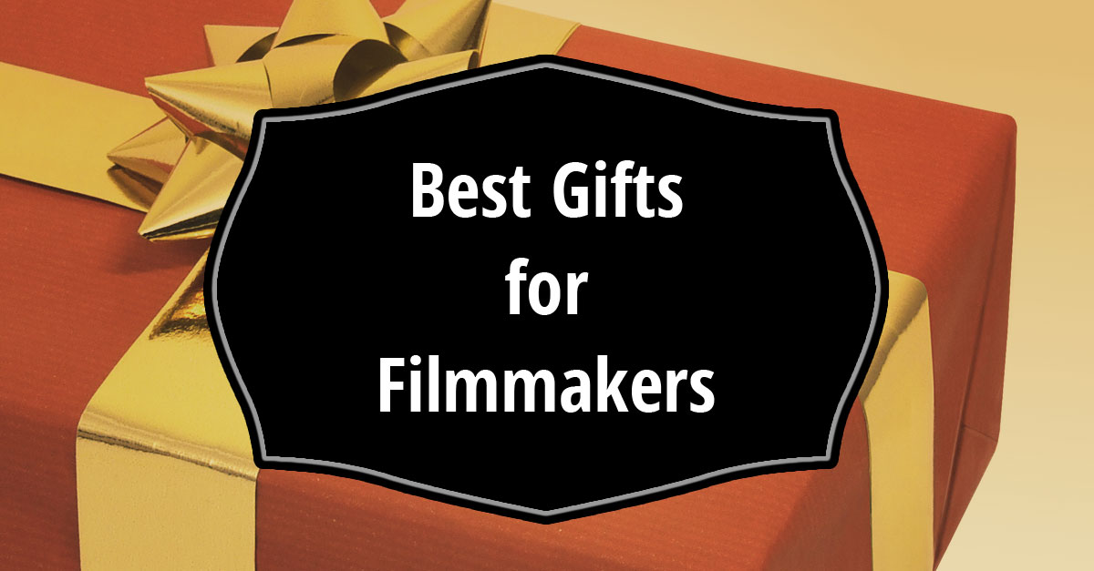 the best gifts for filmmakers