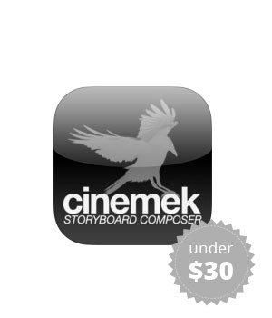 CInemek storyboard APP
