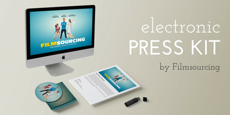 Electronic Press Kit - EPK examples and templates