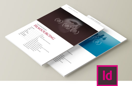 EPK InDesign Templates