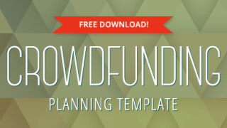 Crowdfunding strategy template