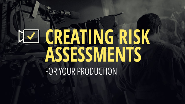 Film Production Risk Assessment